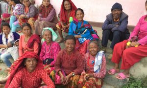 Nepail Women
